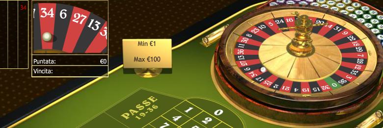 La Roulette: un po' di storia