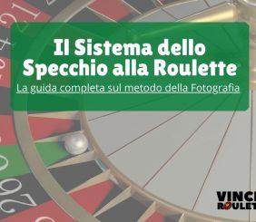 foto sistema specchio roulette