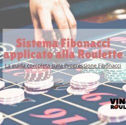 Foto di Sistema Fibonacci Roulette